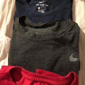 Nike dri-fit t shirts